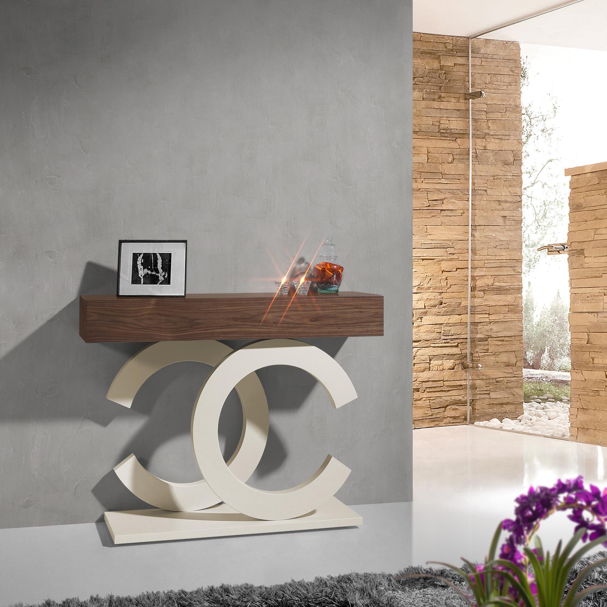 Mueble De Entrada 5 Ojemar - Muebles-de-entrada-de-diseo